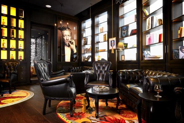 Incredible Smokers Lounge Kameha Grand Zurich Inzonedesignstudio Interior Chair Design Inzonedesignstudiocom