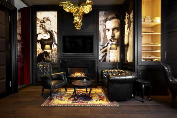 Remarkable Smokers Lounge Kameha Grand Zurich Inzonedesignstudio Interior Chair Design Inzonedesignstudiocom